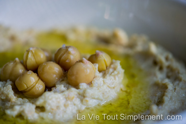 Hummus maison - par www.lavietoutsimplement.com