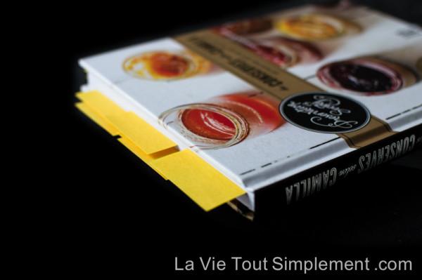 Les conserves selon Camilla - Lecture gourmande sur www.LaVieToutSimplement.com