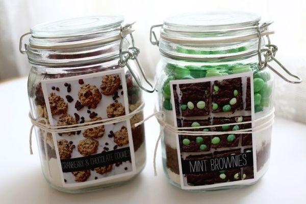 Biscuits en pot - #IdeesCadeaux #DerniereMinute #DIY - www.lavietoutsimplement.com
