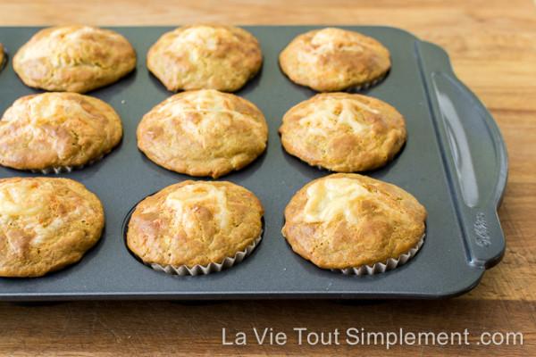 Muffins au gruyère sans gluten | Bob's Red Mill Everyday Gluten-free Cookbook | détails sur LaVieToutSimplement.com