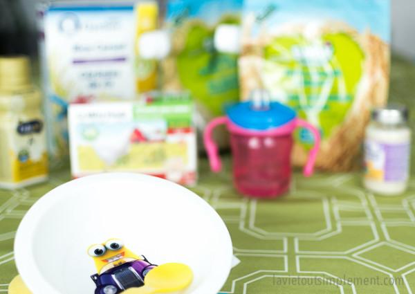 Conseils aux nouveaux parents : Introduction des aliments pour bébé | lavietoutsimplement.com