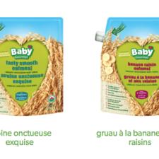 Baby Gourmet - Céréales pour bébés | lavietoutsimplement.com