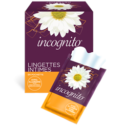 lingettes incognito