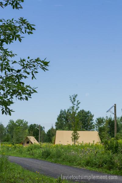 Huttopia au Parc des Îles de Boucherville | Escapades et idées vacances au Québec