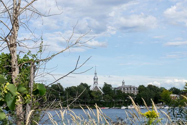 Parc national des Îles-de-Boucherville de la Sépaq | lavietoutsimplement.com #parcsquebec
