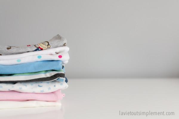 Nouveaux parents : 3 trucs pour choisir les pyjamas de bébé | lavietoutsimplement.com