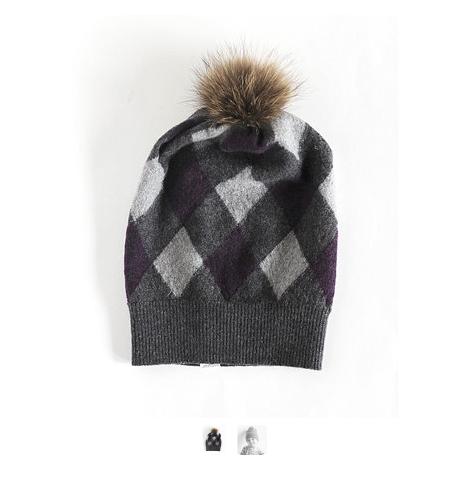 Bonnet de laine de Ouistitine | lavietoutsimplement.com #IdeesCadeaux
