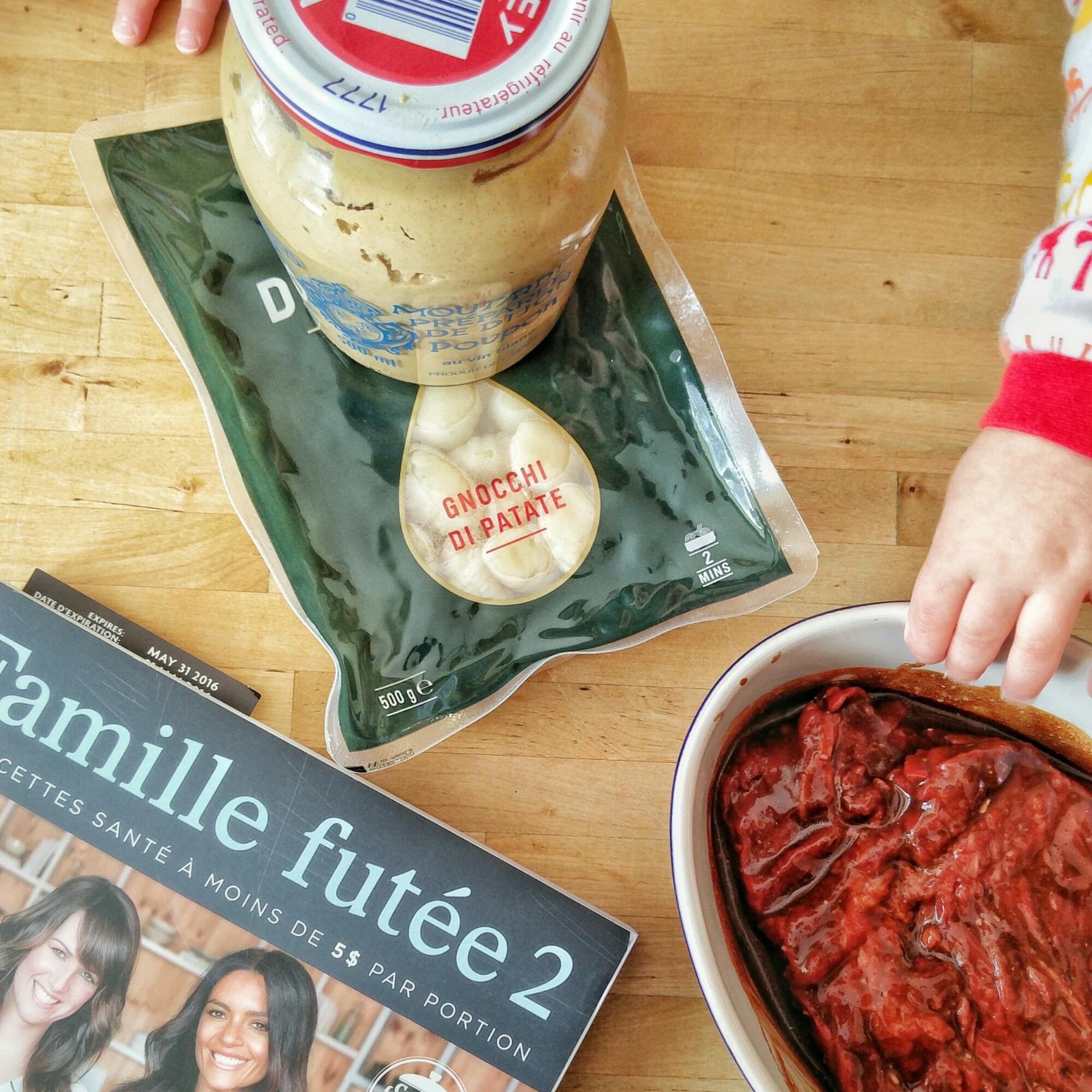 Famille futée 2 : Livre de recettes simples pour parents pressés