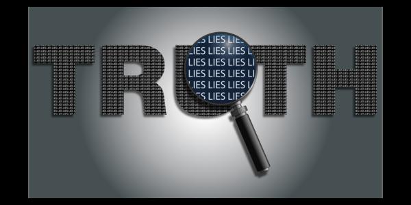 mensonges - Fausses identités